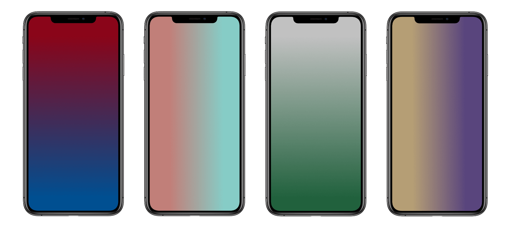Sample Mister Icon Gradient Wallpapers